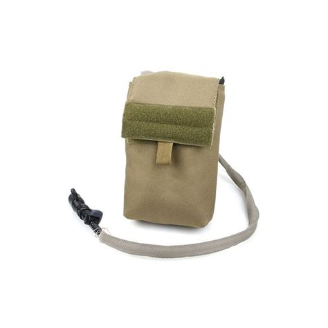 27 oz hydration pouch tmc 27 oz hydration pouch coyote brown softair