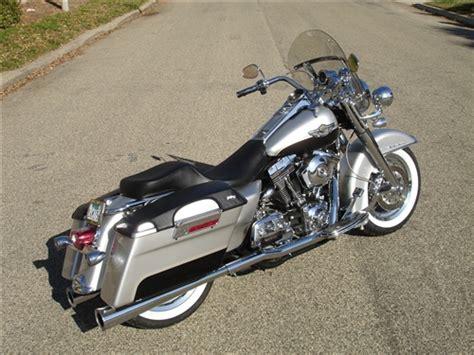 Harley Davidson Road King Seat by Custom Seats Harley Davidson Hd Road King Flhr Flhri Flhrci