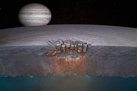europa satelit planet jupiter  diklaim bisa dihuni