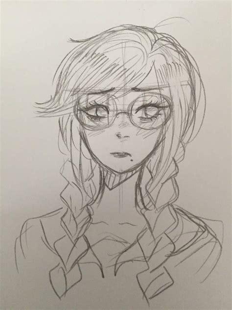 sketchbook apptoko kamiko gokuhara semi realism sketch danganronpa amino