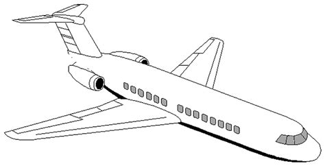 free a is for airplane coloring pages