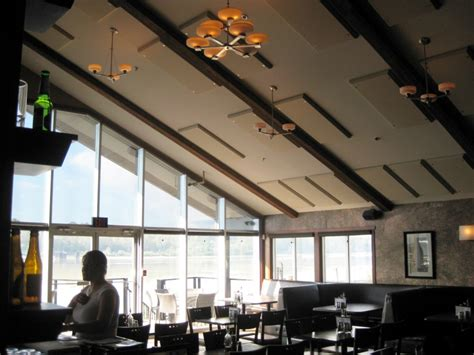 addressing noise concerns in restaurants construction canada
