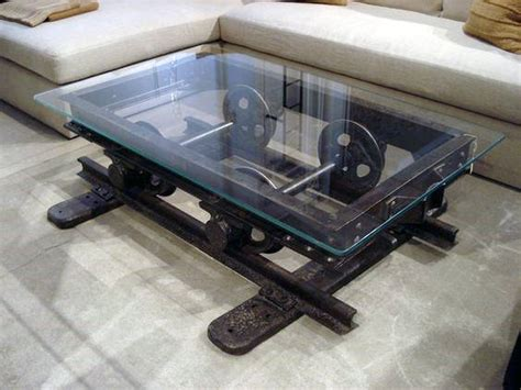 industrial design coffee table 75 cave furniture ideas for manly interior designs