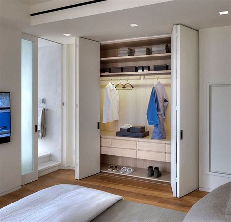 Nyc Closet by Refined Apartment In New York City By Andre Kikoski Architect