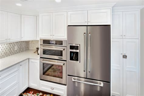 design line kitchens white kitchen with glamour ocean grove new jersey by