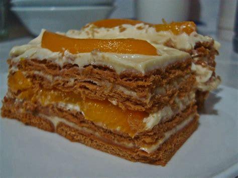 refrigerated refrigerated graham cake