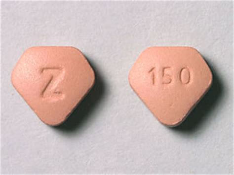 Anerocid 300mg zantac uses dosage side effects drugs