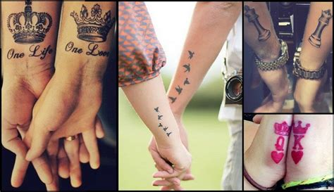cute tattoos ideas for couples matching tattoos ideas gallery with meanings 2018