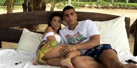Kourtney Kardashian's Surprise Birthday Vacation