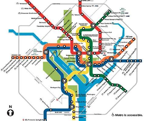 washington dc metro map airport washington dc 2 rick trip