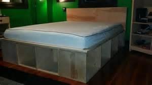 Diy Platform Bed Using Bookshelves Maple Burl Wood Furniture Plans For Simple Wine Rack