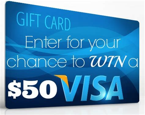 Visa Gift Card And Paypal - 50 visa gift card or paypal giveaway ends 8 29 the