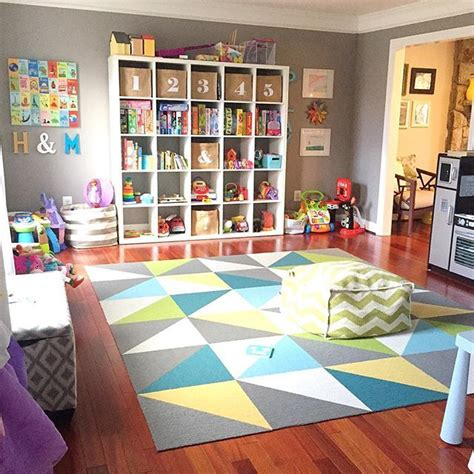 Living Room Turned Playroom 902 Best Images About Home Playroom On