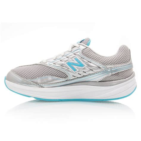 toning sneakers new balance 1870 womens toning shoes silver blue