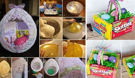 easy easter decorations to make at home diy