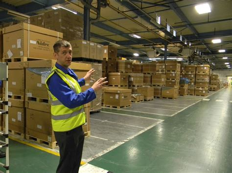 warehouse layout improvement hss in depth study of major manufacturer s forklift safety