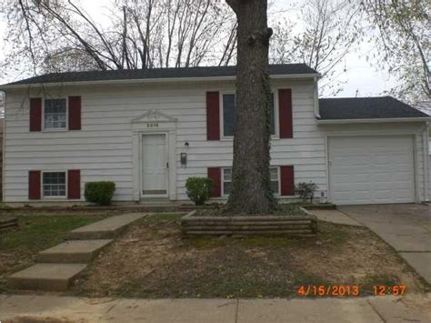 5816 ashbrooke rd evansville in 47710 foreclosed home