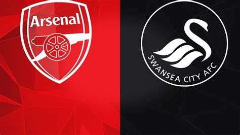 arsenal vs swansea premier league arsenal v swansea city live bbc sport