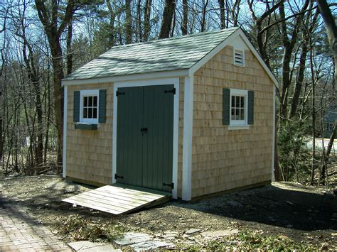10x12 Sheds by Atlantic Shed Photos 3