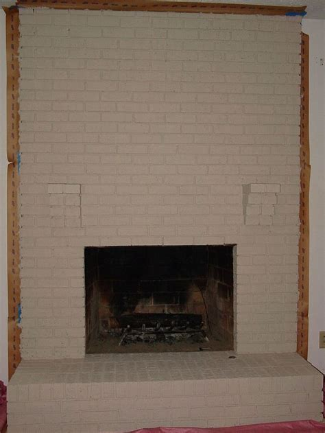 Painting Brick by 12 Best Fireplace Redo Images On Fireplace