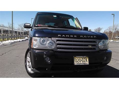 used range rover for sale in nj 2008 land rover range rover sale by owner in bayonne nj 07002
