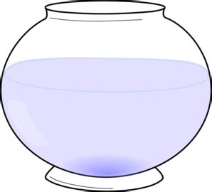 empty bowl coloring page fish bowl clipart clipart suggest