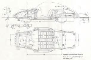 Porsche 911 Size Porsche 911 Factory Dimensions 911 Juli 224 911