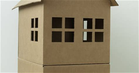 membuat rumah kucing dari kardus bekas tutorial cara membuat rumah kucing dari bahan kardus bekas