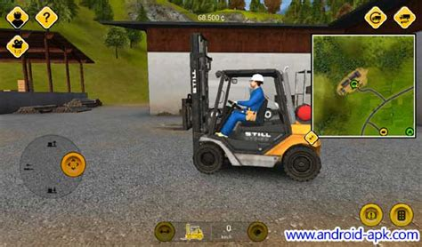 construction simulator 2014 apk 建築模擬器 2014 極真實的工程車模擬遊戲 android apk
