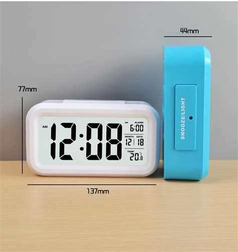Jam Alarm Jp9901 2 by Smart Timepiece Backlight Alarm Clock Jp9901 2 Jam Alarm