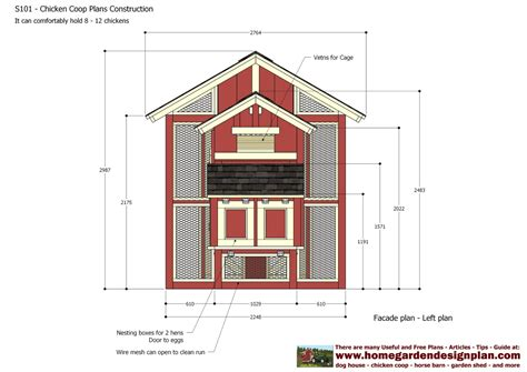 chicken house design and construction home garden plans s101 chicken coop plans construction chicken coop design how