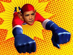 obama super hero video obama pacman