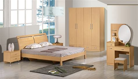 Tatami Style Bed Mdf Furniture Sets China Mainland Beech Furniture Bedroom