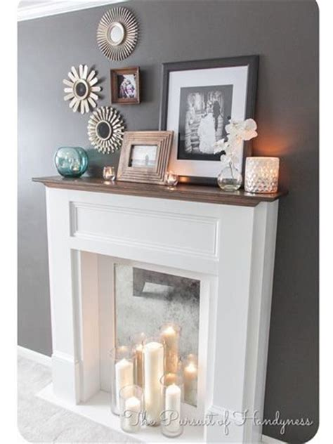fireplace ideas no fire comment d 233 corer une ancienne chemin 233 e habitatpresto