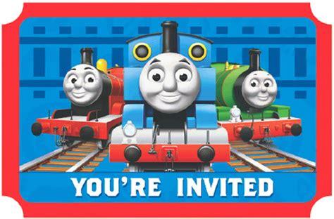 Train Birthday Invitation Template Purplemoon Co