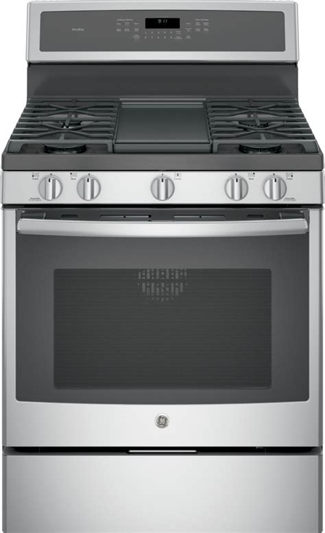 Thermador Cooktops Gas Pgb911sejss Ge Profile Series 30 Quot Free Standing Gas