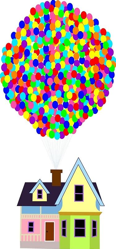 disney printable up house with balloons quot up house quot art prints by fiag redbubble