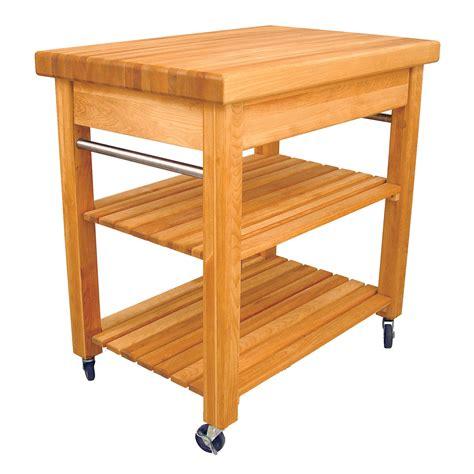 small butchers block kitchen trolley butcher block kitchen carts boos catskill