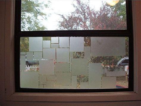 Fenster Sichtschutz Diy by 1000 Ideas About Privacy Window On