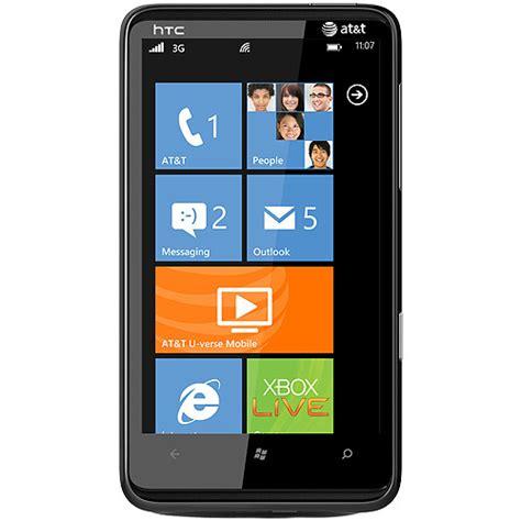 t mobile windows phone htc hd7 bluetooth wifi 3g gps windows phone 7 t mobile