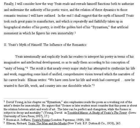 footnote exles in research paper caveman exles of external text features