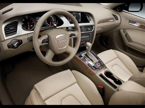 Audi A4 2009 Interior by 2009 Audi A4 Allroad Quattro Interior 1920x1440