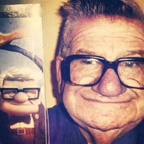 film up old man not a pedophile holding his mugshot real life old man who