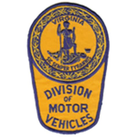 virginia division of motor vehicles enforcement division