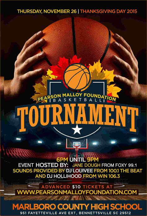 Basketball Tournament Fly On Electrifying Print Ready Sports Flyer Templates Yourweek Tournament Flyer Template Word