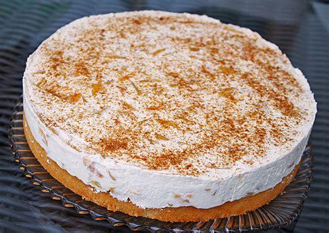 pfirsich kuchen pfirsich schmand kuchen rezept mit bild manugro