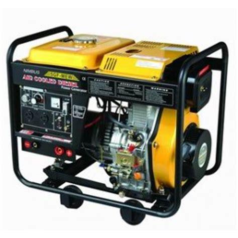 diesel generator welder nb5gf new generator water