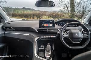Peugeot 3008 Dashboard 2016 Peugeot 3008 Review Carwitter