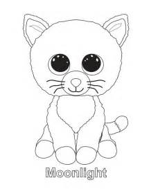 beanie boo coloring pages 74 best images about ty beanie boos on names