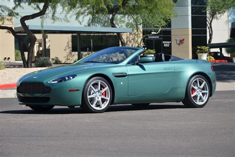 Aston Martin Vantage Convertible Price by 2008 Aston Martin Vantage Convertible 211293
